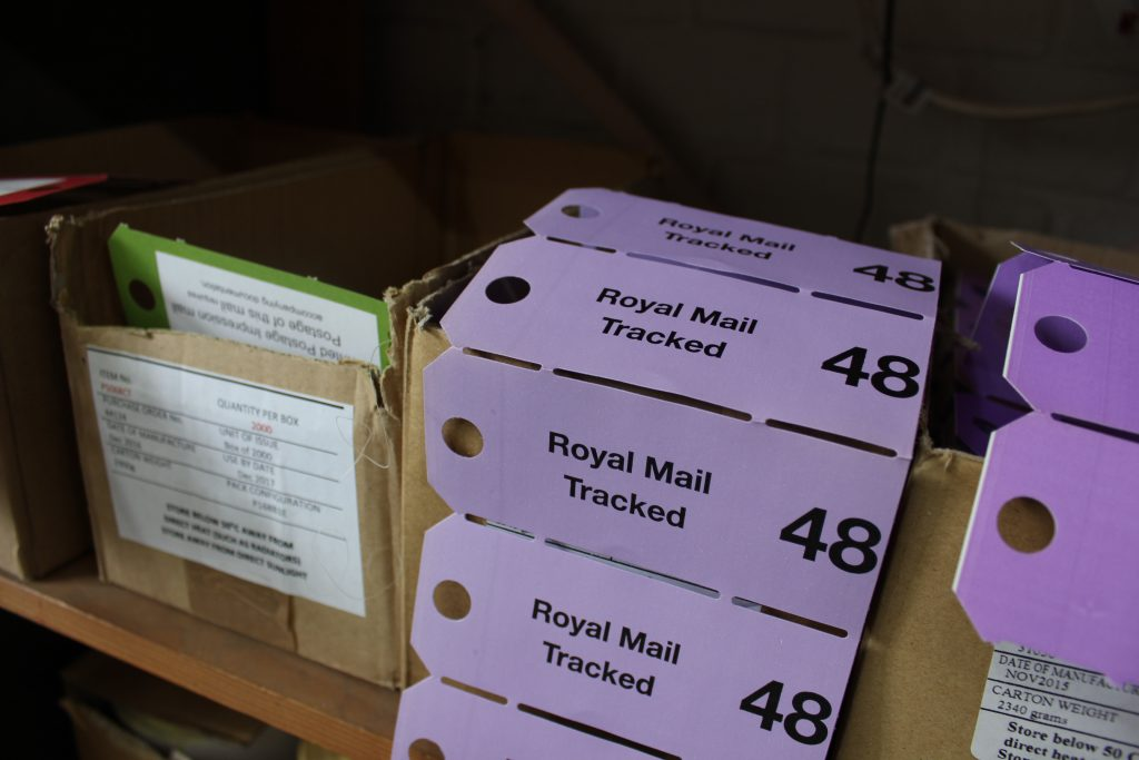 Fulfilment with royal mail image